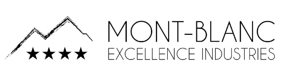 Logo Mont Blanc Excellence Industrie